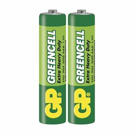 Baterie GP 24G 1,5V R03 green