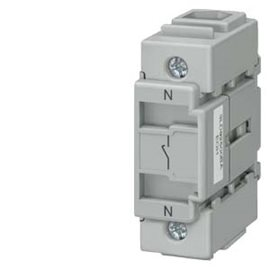 3LD9220-0C N-CONDUCTOR LEADING FOR BASE MOUNTING UP TO 32A (ACCESS. FOR SWITCH 3LD2)