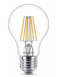 LED žárovka Philips Classic 40W A60 E27 WW CL WGD SRT4 2200K